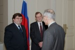 Reception on the occasion of the Day of the Russian Diplomat