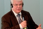 "Ambassador Vladimir Chizhov takes part in the conference ""Good Morning Europe, now or never!"""