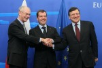 Russia-EU summit, 7 December 2010, Brussels