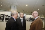 Exhibition at the European Commission  on the occasion of the 50th anniversary of the space flight of Yury Gagarin