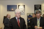 Exhibition at the European Parliament devoted to the 50th anniversary of the flight of Yury Gagarin
