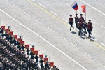 Parade to mark the 70th anniversary of the Great Victory, 9 May 2015